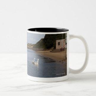 Kariega River, Eastern Cape Province, South Two-Tone Coffee Mug