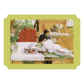 Karin Sewing Card