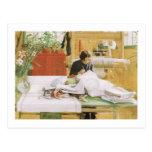 Karin Sewing Postcards