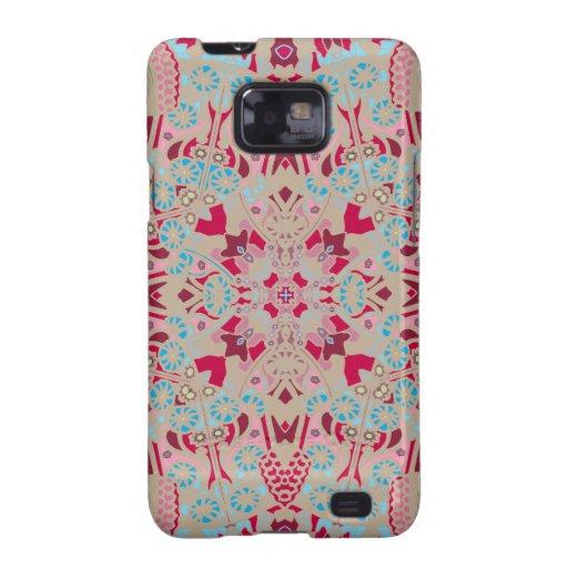 Karishma Design Galaxy S2 Case