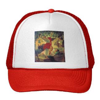 Karl Bryullov- Girl Gathering Grapes in a Suburb Trucker Hat