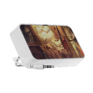 Karl Bryullov- Nun's Dream iPod Speakers