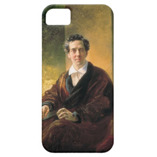 Karl Bryullov- Portrait of Count A. A. Perovsky iPhone 5 Case