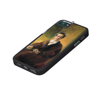 Karl Bryullov- Portrait of Count A. A. Perovsky iPhone 5/5S Cases