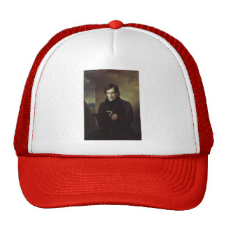 Karl Bryullov- Portrait of the Poet and Playwright Trucker Hat