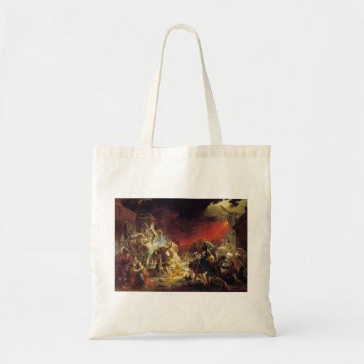 Karl Bryullov- The Last Day of Pompeii Bag