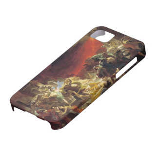 Karl Bryullov- The Last Day of Pompeii iPhone 5/5S Covers