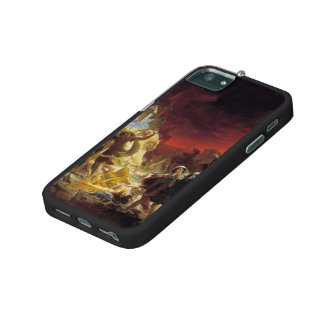 Karl Bryullov- The Last Day of Pompeii iPhone 5 Cover