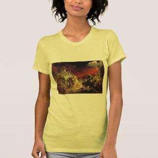 Karl Bryullov- The Last Day of Pompeii T-shirts