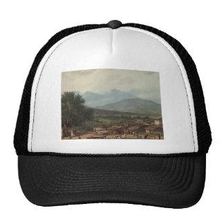 Karl Bryullov- Village of San Rocco, Town of Corfu Trucker Hat