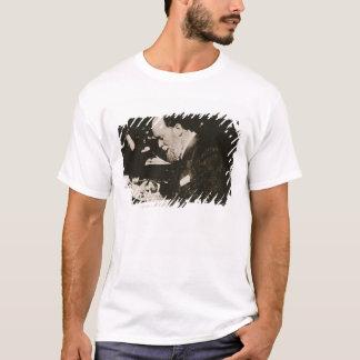 Karl Faberge (1846-1920) at work, 20th century (b/ T-Shirt