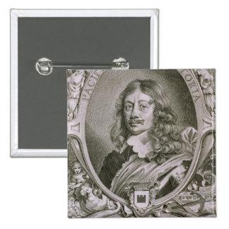 Karl Gustav Wrangel (1603-73) from 'Portraits des Button
