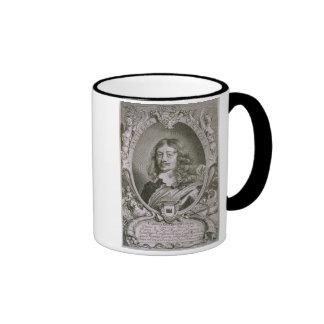 Karl Gustav Wrangel (1603-73) from 'Portraits des Ringer Coffee Mug