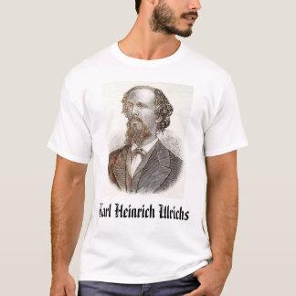 Karl Heinrich Ulrichs, Karl Heinrich Ulrichs T-Shirt