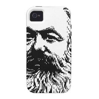 Karl Marx -4jtd4 iPhone 4/4S Carcasa