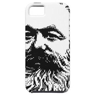 Karl Marx -4jtd4 iPhone 5 Funda