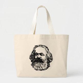 Karl Marx -4jtd4 Large Tote Bag