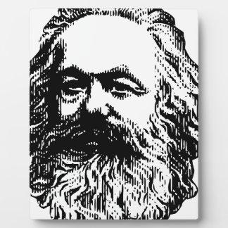Karl Marx -4jtd4 Photo Plaques