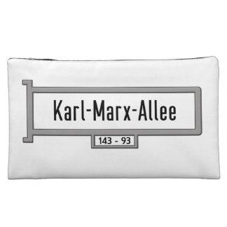 Karl-Marx-Allee, placa de calle de Berlín
