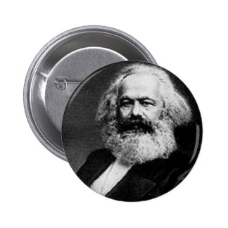 Karl Marx Buttons
