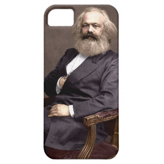 Karl Marx iPhone 5 Case
