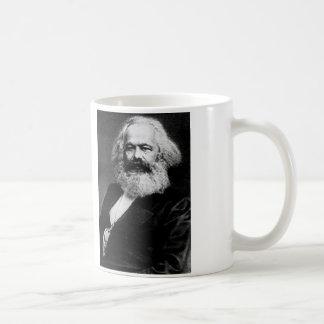 Karl Marx Classic White Coffee Mug