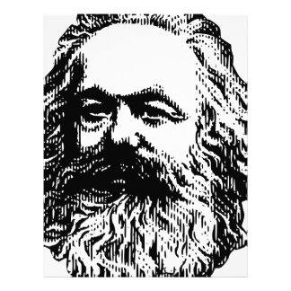 Karl Marx - Communism Letterhead