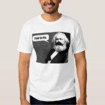 Karl Marx dijo la camiseta de Ya tan Camisas