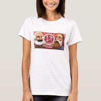 Karl Marx & Friedrich Engels T-Shirt