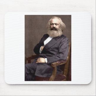 Karl Marx Mouse Pad