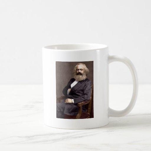 Karl Marx Coffee Mugs