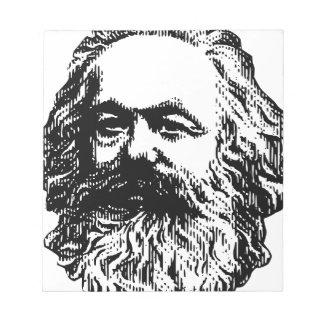 Karl Marx Notepad