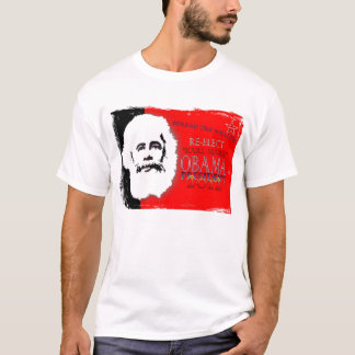 """Karl Marx"" Obama 2012 T-Shirt"