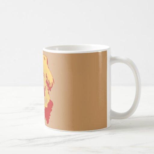 KARL MARX PORTRAIT COFFEE MUGS