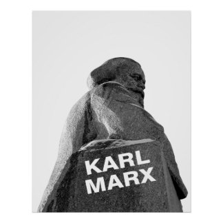 Karl Marx Posters | Zazzle