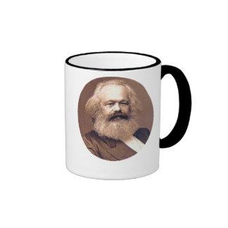 karl marx ringer coffee mug