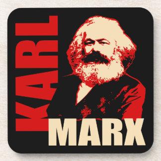 Karl Marx, socialista y comunista Posavasos De Bebida