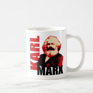 Karl Marx, socialista y comunista Taza Clásica