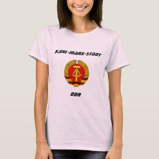 Karl-Marx-Stadt, DDR, Chemnitz, Germany T-Shirt