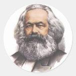 Karl Marx Stickers