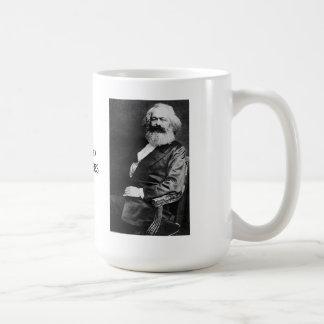 Karl Marx Taza Clásica