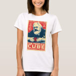 Karl Marx - The People's Cube: OHP Ladies Top