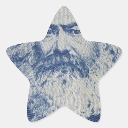 Karl Marz Colcomanias Forma De Estrellaes