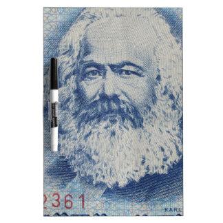 Karl Marz Dry-Erase Whiteboard