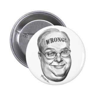 """Karl Rove is """"WRONG!"""" Button"""
