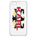 Karl Surname iPhone 5C Cover
