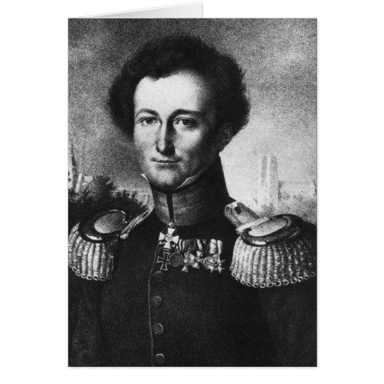 Karl von Clausewitz Card