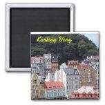 Karlovy varía el imán