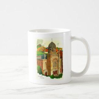 Karlovy Vary (Karlsbad) Synagogue Coffee Mugs