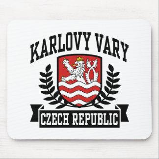 Karlovy Vary Mouse Pad